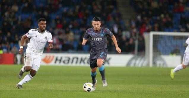 Trabzonspor'da flaş ayrılık! Donis Avdijaj ile yollar ayrıldı…
