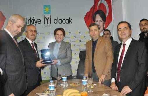 Meral Akşener, Gazipaşa'da
