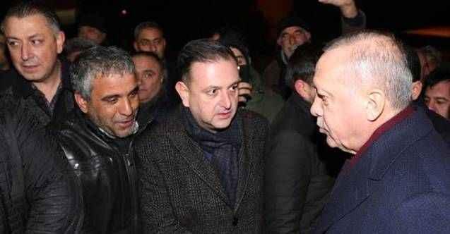 Erdoğan yeni yol haritasını deprem bölgesinde açıkladı