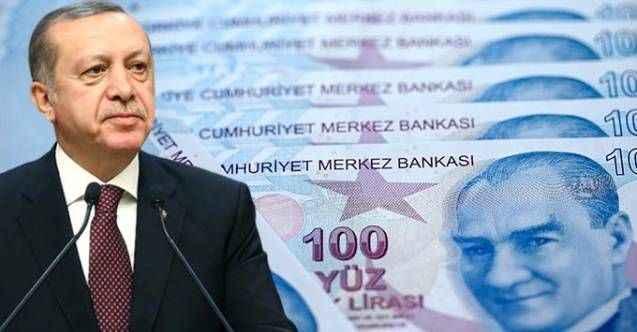 Erdoğan'ın talimatıyla 1 yıl ödemesiz ve faizsiz 100 bin lira verilecek