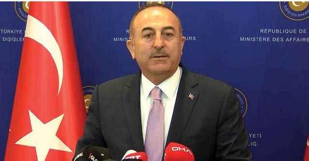 Bakan Çavuşoğlu'ndan 'Hafter' açıklaması