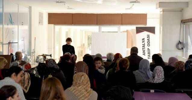 Muratpaşa'da obeziteyle mücadele
