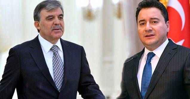 Abdullah Gül'ün eşi, Babacan'ın partisinin kurucular listesinde olacak