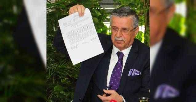 Başkan Topaloğlu'ndan 'altın açığı' açıklaması
