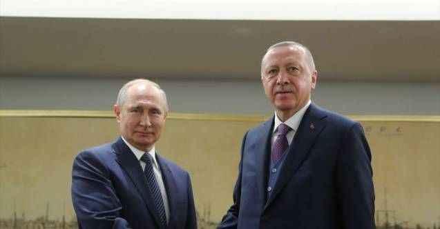 Putin ile Erdoğan İdlib'i konuştu