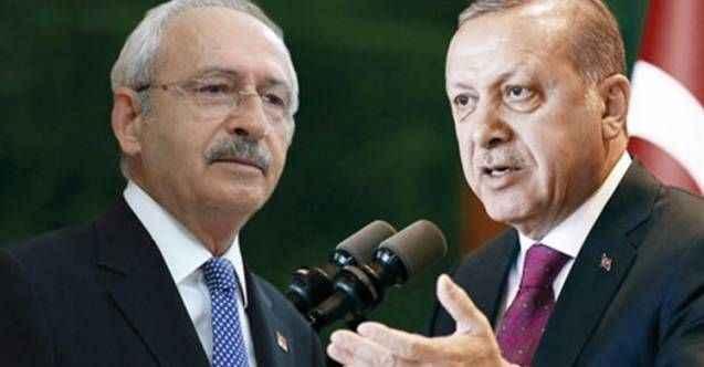 Cumhurbaşkanı Erdoğan'dan, Kılıçdaroğlu'na 500 bin liralık tazminat davası