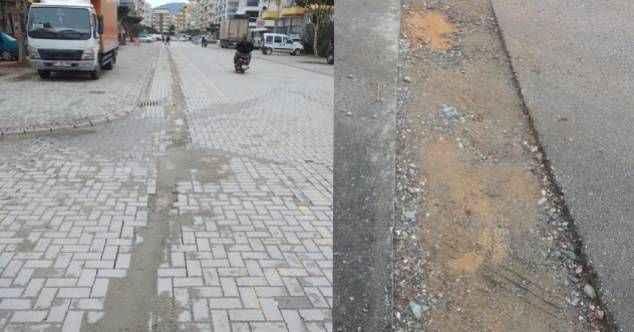 Mahmutlar'da vatandaşın 'yol' isyanı! Şikayet yağmuruna tuttular