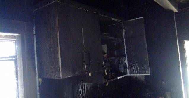 Manavgat'ta korkutan yangın! Evde kimsenin olmaması olası faciayı önledi