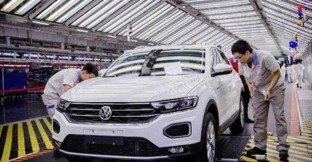 Volkswagen'den Çin'deki üretim için şok karar!