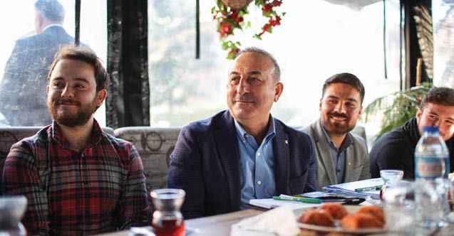 Bakan Çavuşoğlu'ndan Pavlopulos'a tepki
