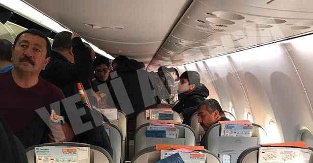 Alanyaspor'un uçağı Sivas'a inemedi