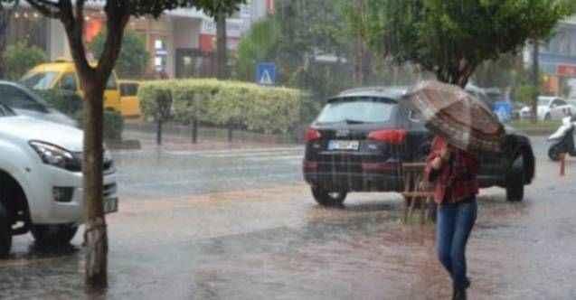 Sağanak yağış uyarısı! Alanya'da bugün hava nasıl olacak?