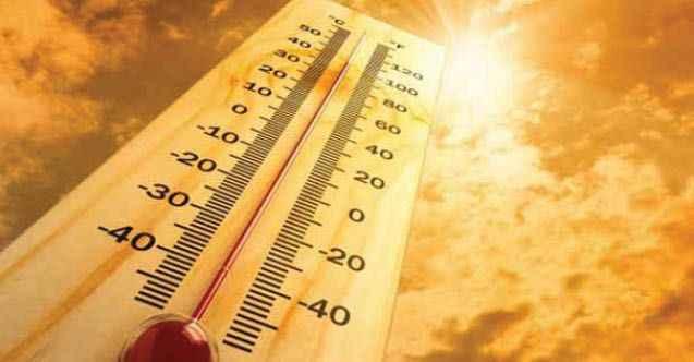 Alanya sıcaklıkta Türkiye ikincisi