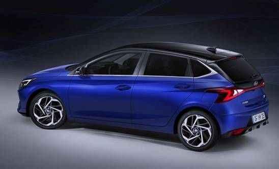 İşte Türkiye'de üretilecek yeni Hyundai i20