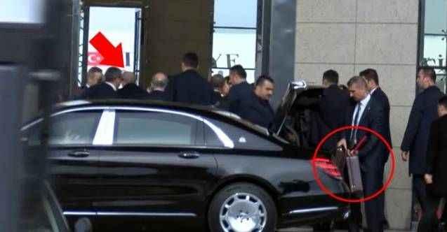 Dünyanın gözü bu zirvede! Erdoğan, 3 çanta ve kırmızı dosya ile gitti