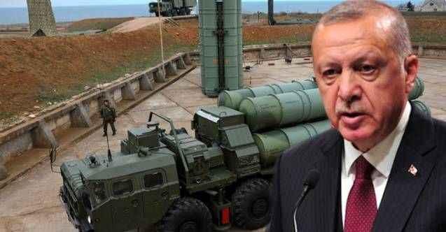 Erdoğan, S-400'lerle ilgili tartışmalara son noktayı koydu
