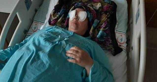 Şizofren kadının, bir hastanın gözlerini çıkardığı olayda en yetkili isim görevden alındı