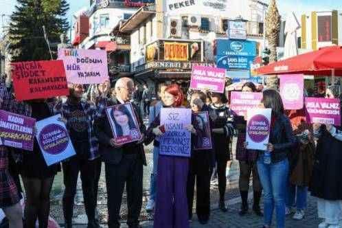'Feminist Gece Yürüyüşü'ne izin yok