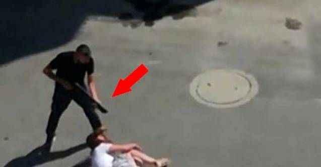 Komşuda gözü dönmüş koca, eski eşini çocuğunun gözü önünde pompalı ile vurdu