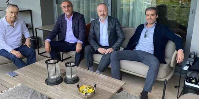 Galatasaray'dan Mustafa Cengiz açıklaması