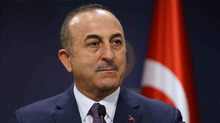 Bakan Çavuşoğlu'ndan flaş 'George Floyd' açıklaması
