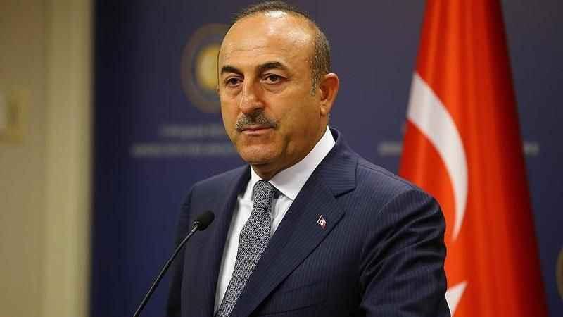 Bakan Çavuşoğlu CNN Türk'teydi: Geldikleri yeri unutanların, döneceği yeri olmaz