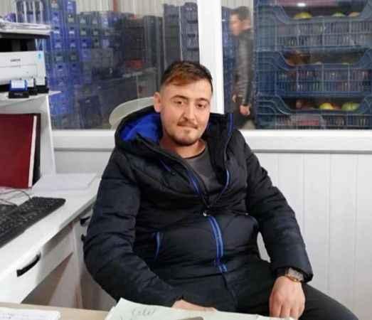 Antalya'da genç komisyoncu kalp krizinden öldü