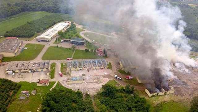 Patlamadan acı haberler geliyor: Ölü sayısı yükseldi