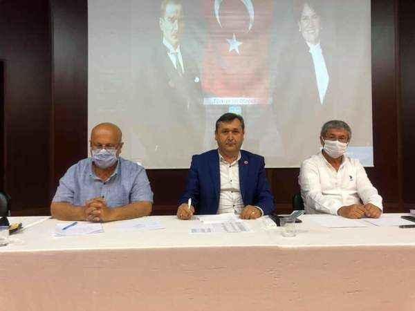 İYİ Parti Gazipaşa'da görev dağılımı