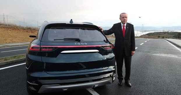 Yerli otomobilde Cumhurbaşkanı Erdoğan'ın düğmeye basacağı tarih belli oldu