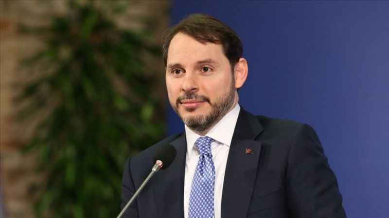 Hazine ve Maliye Bakanı Albayrak: Sanayide çarklar yeniden hızlanmaya başladı