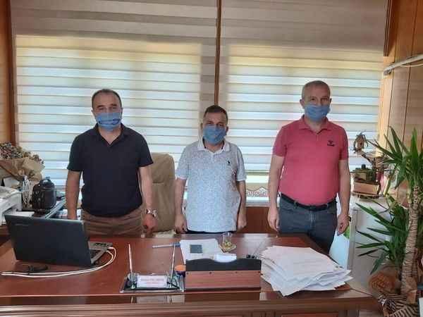 Gazipaşa'da yeni müdür göreve başladı