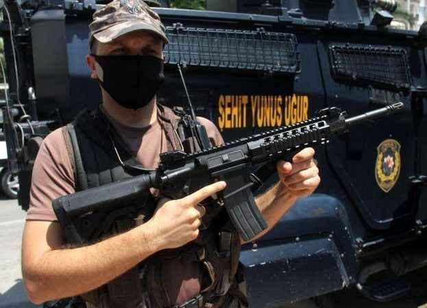 15 Temmuz gecesi şehit olan polislerin isimleri zırhlı araçlara veriliyor