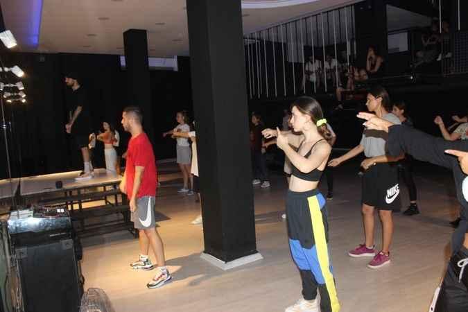 Alanya'da The Groove'dan workshop