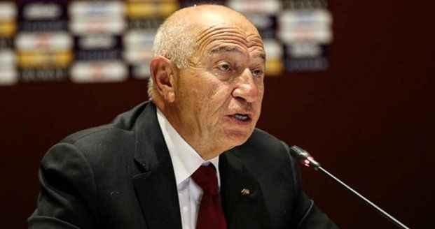 TFF Başkanı'ndan yabancı kuralını eleştiren Fatih Terim'e sert yanıt