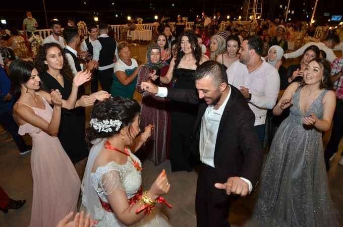 Alanya'da dillere destan düğün