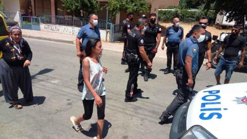 Antalya'da dünür kavgası: 3 yaralı 1 gözaltı