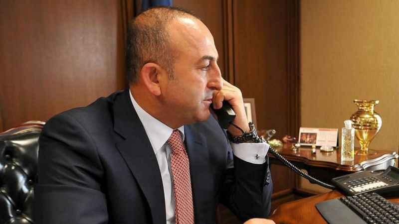 Dışişleri Bakanı Çavuşoğlu, Litvanyalı ve Moğolistanlı mevkidaşlarıyla telefonda görüştü