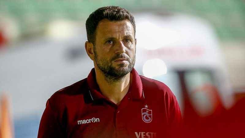 Trabzonspor Hüseyin Çimşir ile yolları ayırma kararı aldı