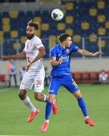 Antalyaspor rekor geliştirdi