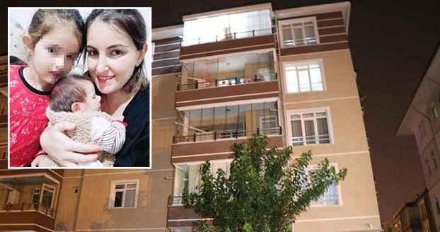 Bebeğiyle birlikte 5. kattan düşen annenin ölümünde kahreden detay incelemede ortaya çıktı