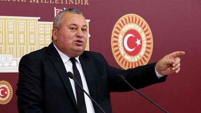 MHP'li Cemal Enginyurt kesin ihraç talebiyle disipline sevk edildi