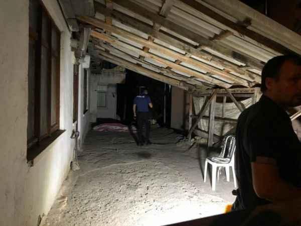 Antalya'da evinin balkonundan düşen kişi hayatını kaybetti