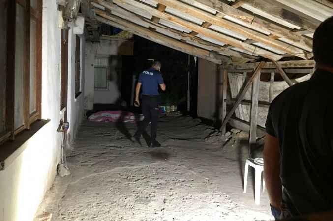 Antalya'da bir kişi balkondan düşerek hayatını kaybetti