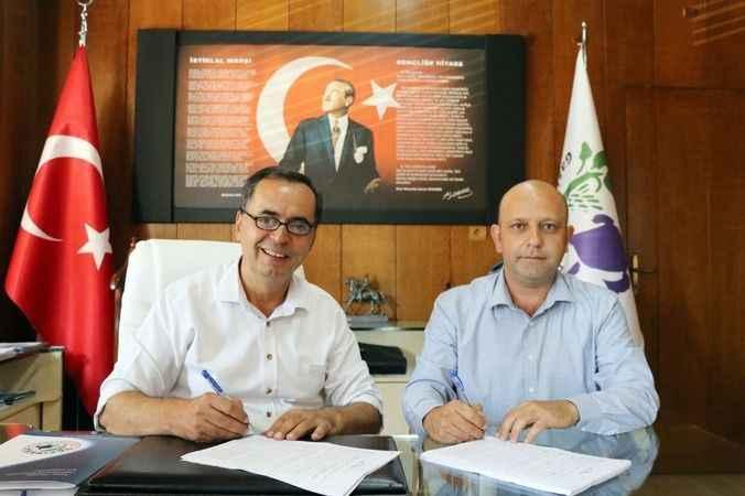 Gazipaşa'da 190 işçi için imzalar atıldı