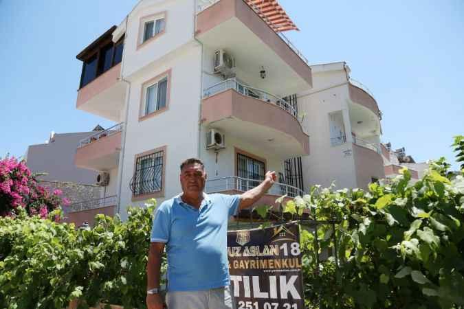 Antalya'da tanıkken borçlu oldu, tüm mal varlığına haciz konuldu