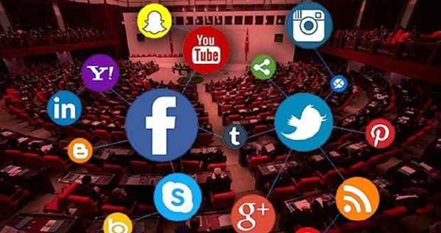 Sosyal medya düzenlemesi için Meclis'te ilk somut adım atıldı! Komisyon kuruldu