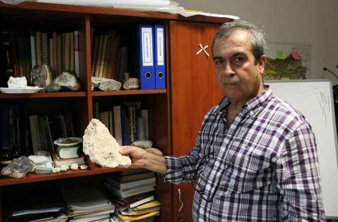 Antalya ve Konya'da 500 milyon yaşında iki fosil bulundu
