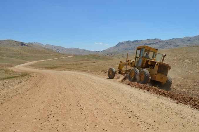 Alanya'da bu yolu kullanacaklar dikkat, ekipler çalışmalarını sürdürüyor