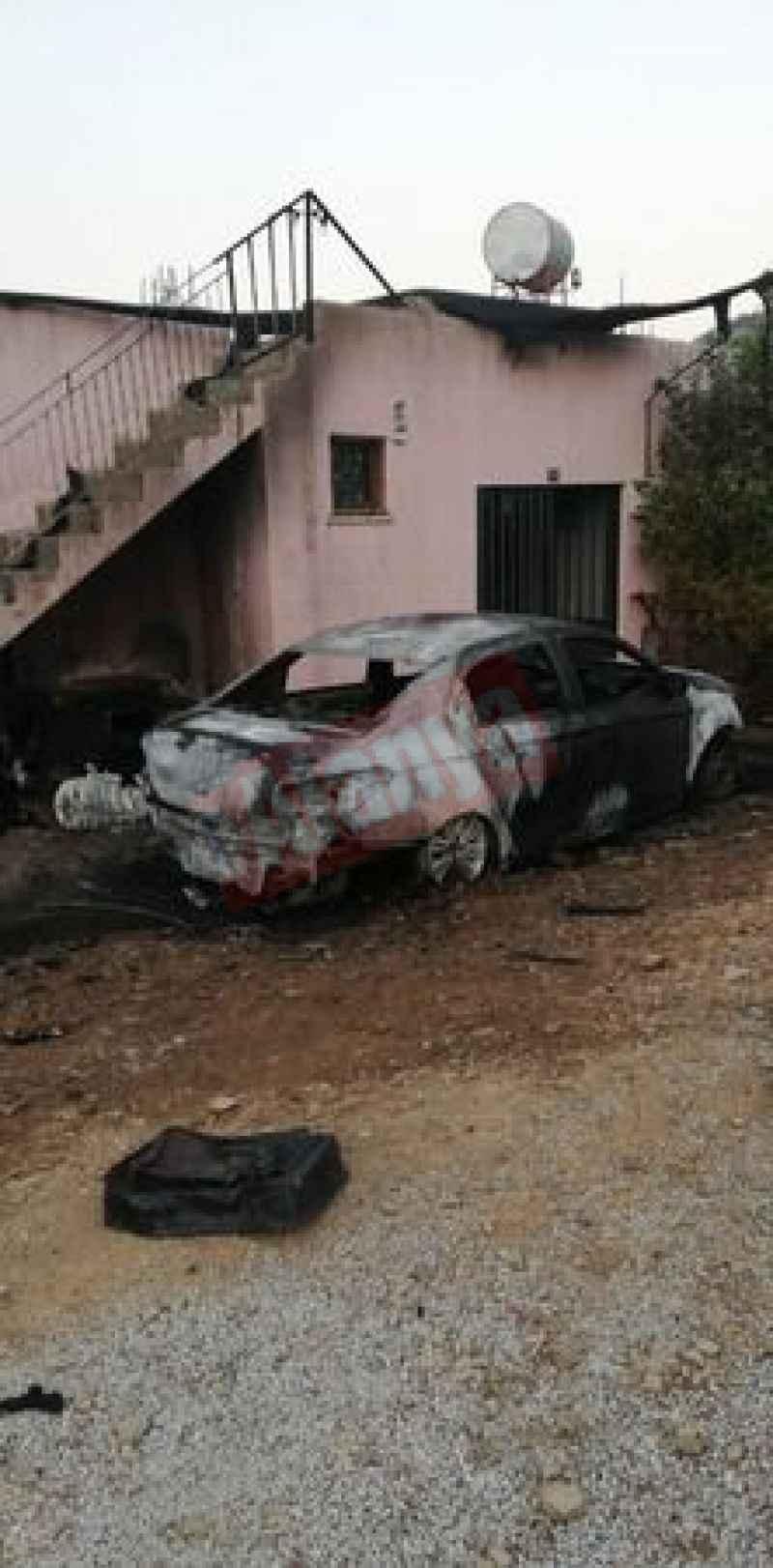 Alanya'da otomobil kundaklandı: 3 kişi tutuklandı